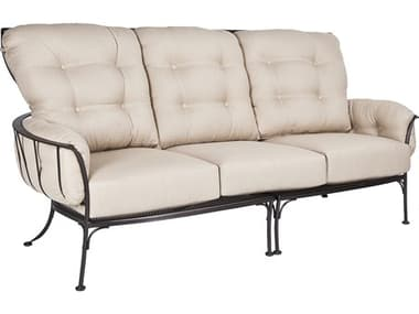OW Lee Monterra Wrought Iron Sofa OW4273S