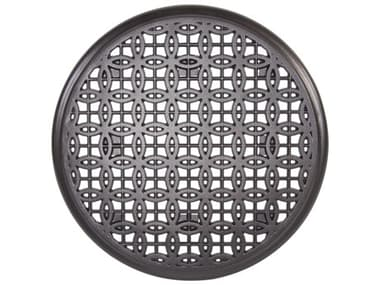 OW Lee Richmond Cast Aluminum Round Textured Table Top OWA24C