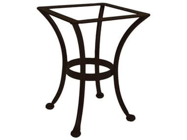 OW Lee Wrought Iron Round End Table Base OWST01BASE
