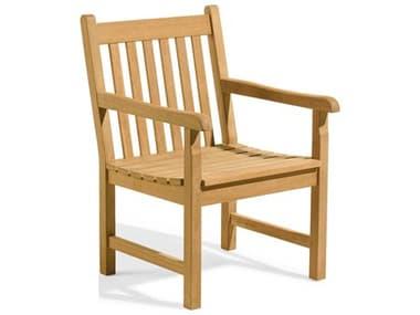 Oxford Garden Classic Teak Natural Lounge Chair OXFCDCHK
