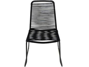 Axcess Inc. Broad Stacking Rope Chair PABRDRCSTB