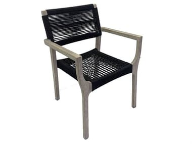 Axcess Inc. Broad Rope Chair PABRDRCWB
