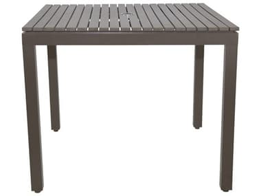 Axcess Inc. Riviera Square Dining Table PARIVGWDTS