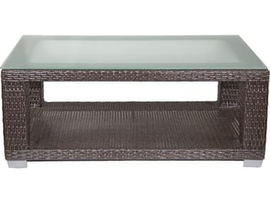 Axcess Inc. Signature Coffee Table w/ Glass PASIGB1CT1