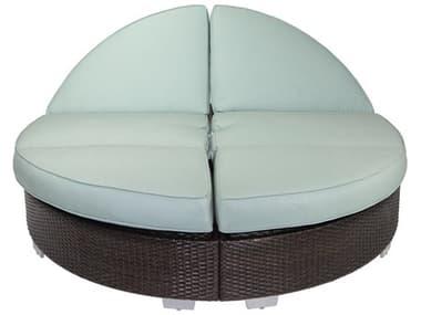 Axcess Inc. Signature Round Chaise PASIGB1PC3