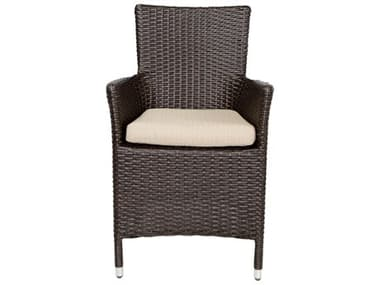 Axcess Inc. Venice Curved Dining Chair PAVENB1DC4