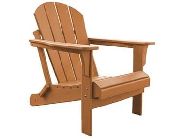 Panama Jack Adirondack Resin Chair PJPJO4001ORNG