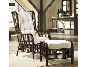 Panama Jack Sunroom Bora Wicker Cushion Lounge Set PJPJS2001ATQ2CO
