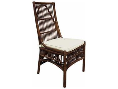 Panama Jack Bora Bora Wicker Dining Side Chair PJPJS2001ATQSC