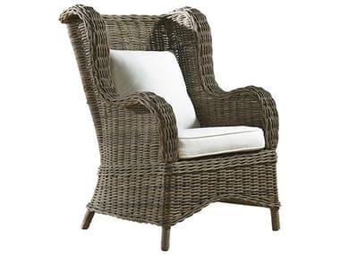 Panama Jack Exuma Wicker Occasional Chair PJPJS3001KBUOC