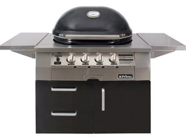 Primo Oval G420 Freestanding Gas Grill PMG420C