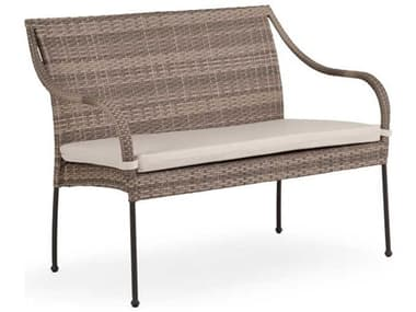 Palm Springs Rattan Augusta Wicker Cushion Bench PS621812