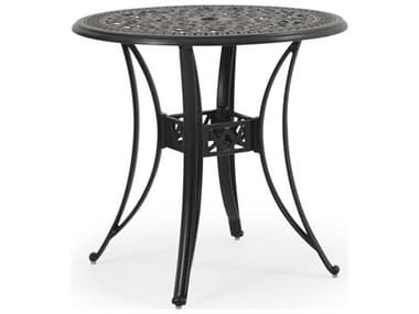 Palm Springs Rattan Dauphine Cast Aluminum 36'' Wide Round Counter Table PS721736CT