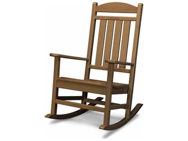 POLYWOOD® Presidential Recycled Plastic Rocker PWR100