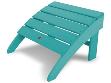 POLYWOOD® South Beach Recycled Plastic Ottoman PWSBO22
