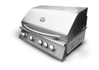 RCS Grills 32in Premier Series Stainless Natural Gas Grill RCRJC32A