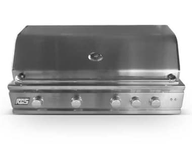 RCS Grills 42in Cutlass Pro Series Natural Gas Grill with LED Lights RCRON42A