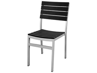 Source Outdoor Furniture Vienna Aluminum Stackable Dining Side Chair SCSF2404162