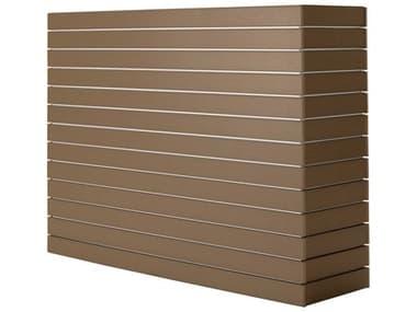 Source Outdoor Furniture Vienna Aluminum 3' Large Planter SCSF2404793