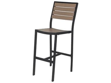 Source Outdoor Furniture Napa Aluminum Stackable Bar Side Chair SCSF2405172