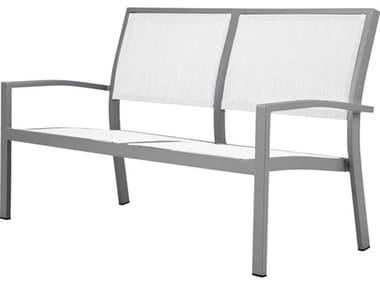 Source Outdoor Furniture Fusion Aluminum Sling Loveseat SCSF3001102