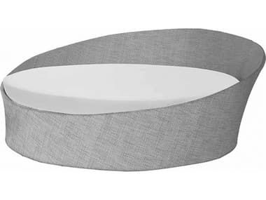 Source Outdoor Furniture Aqua Aluminum Large Round Daybed SCSF3401223