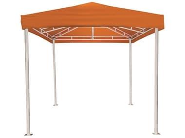 Source Outdoor Furniture Oasis Aluminum 10'x10' Standard Roof Cabana SCSF380165510