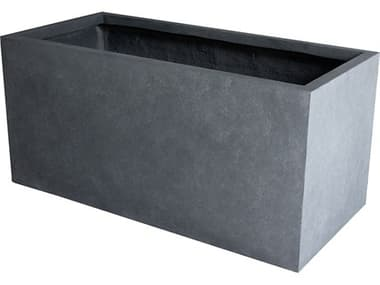 Source Outdoor Furniture Elements Gray Planter SCSF62027973