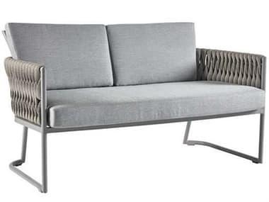 Sifas Basket Mat Grey Aluminum Cushion Sofa SFABASK22