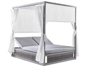 Sifas Kalife Aluminum Cushion Lounge Bed SFAKALI40