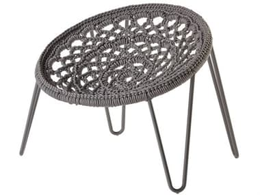 Sifas Riviera Gris Rope Fabric Lounge Chair SFARIRA33