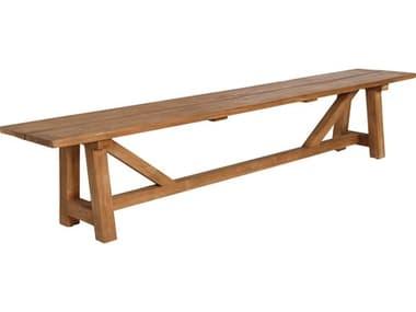 Sika Design Teak Natural Brown George Bench SIK9240U
