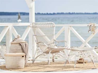 Sika Design Exterior Aluminum Wicker Lounge Set SIKSDE182DOSET