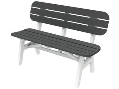 easide Casual Portsmouth 4' Bench Seat Replacement Cushion SSC045CH