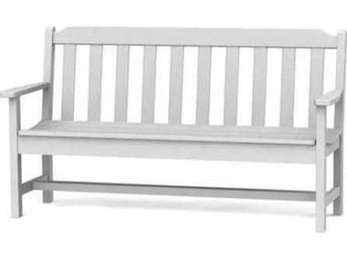 Seaside Casual Complementary Pieces Recycled Plastic Newport 5ft. Bench SSC137