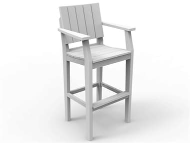 Seaside Casual Mad Recycled Plastic Bar Stool SSC283S