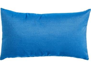 Seaside Casual 11'' x 17'' Lumbar Pillow with Welt SSCSEA875