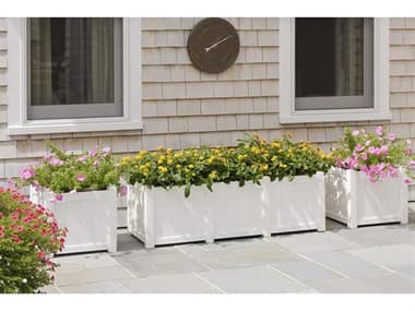 Seaside Casual Wickford Accessory Group Recycled Plastic Planter Set SSCWCKFRDAGPLNTSET1