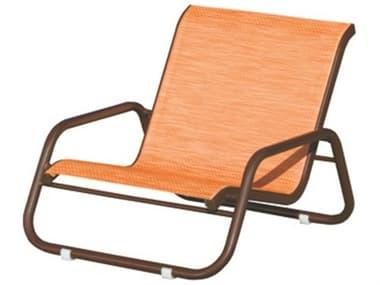 Suncoast Sanibel Sling Cast Aluminum Sand Lounge Chair SU1917