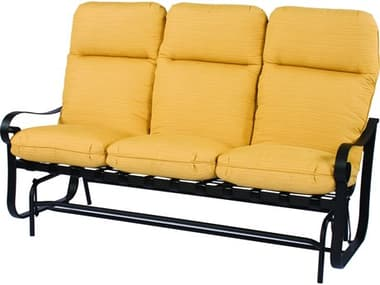 Suncoast Orleans Cushion Cast Aluminum Glider Sofa SU8620