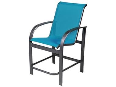 Suncoast Maya Sling Cast Aluminum Counter Chair SU9105
