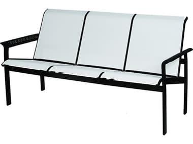 Suncoast South Beach Sling Cast Aluminum Sofa SU9210