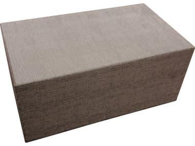 Suncoast Summer Aluminum 40'' x 30'' Rectangular Coffee Table SUD8T40C
