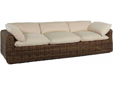 Summer Classics Montecito Wicker Sofa SUM3396