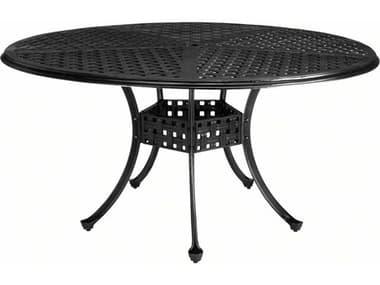 Summer Classics Double Lattice Cast Aluminum 5 Leg Dining Table Base SUM4275