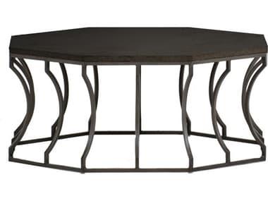 Summer Classics Audrey 39'' Wide Hexagon Coffee Table SUM6871