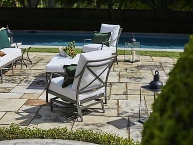 Summer Classics Monaco Aluminum Lounge Set SUMMNCOLNGSET