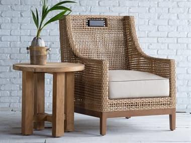 Summer Classics Peninsula Wicker Lounge Set SUMPNINSULALNGSET
