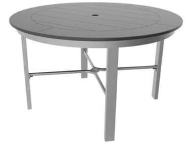 Suncoast Marine Grade Polymer 48'' Wide Round Dining Table Top SUMR48