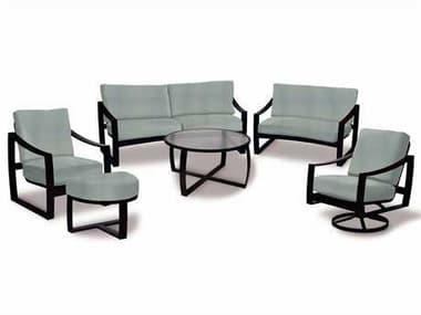Suncoast Pinnacle Cushion Aluminum Lounge Set SUPINCST